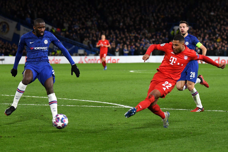 Champions League draw quarterfinals