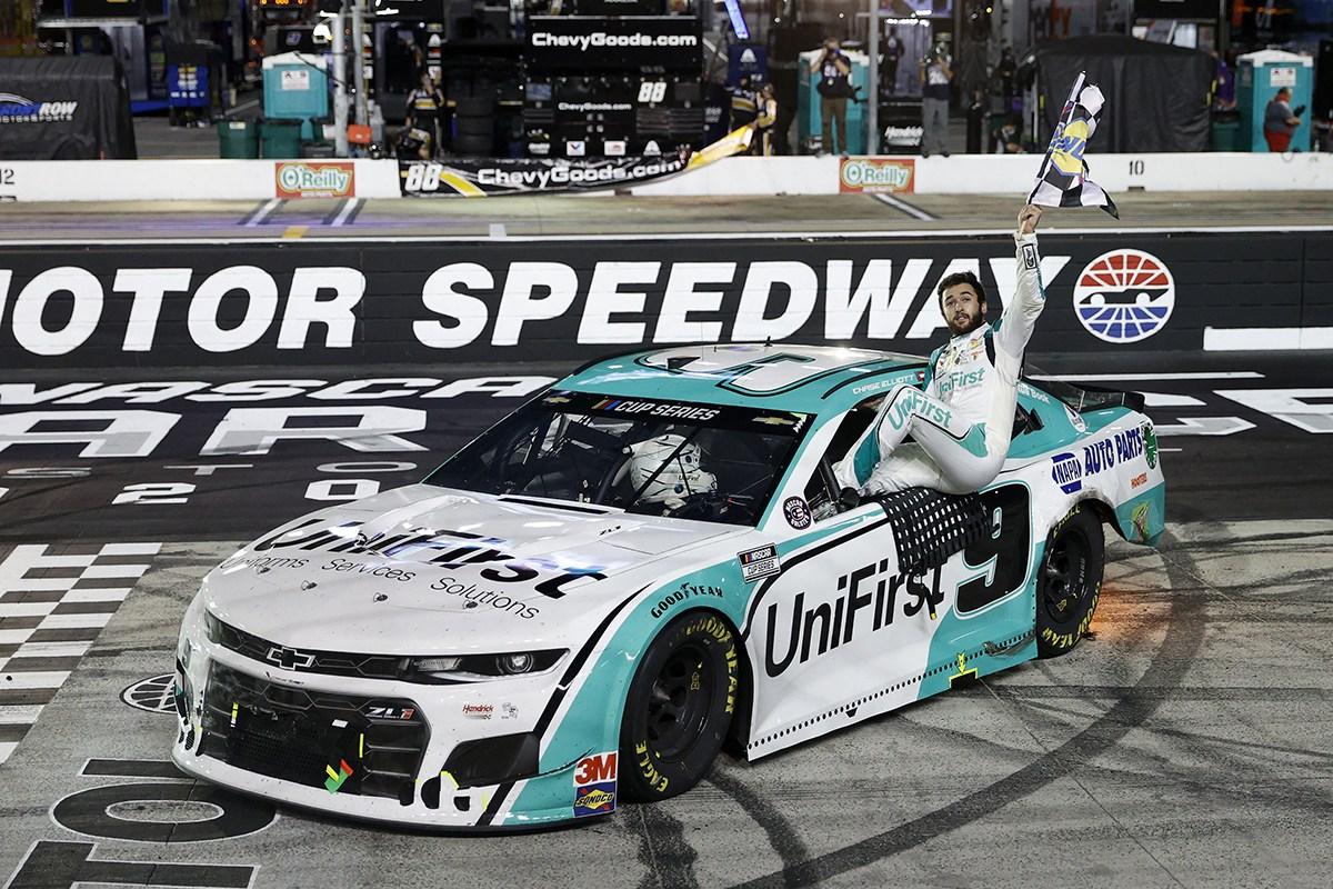 Elliott NASCAR All-Star Race