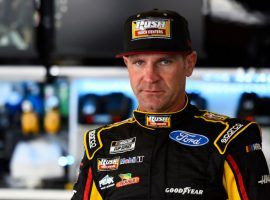 Clint Bowyer is excited that the NASCAR All-Star Race will be at Bristol Motor Speedway on Wednesday night. (Image: Getty)