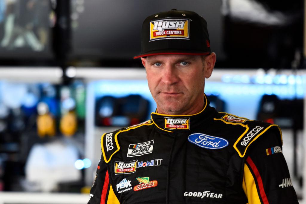 Clint Bowyer NASCAR All-Star Race