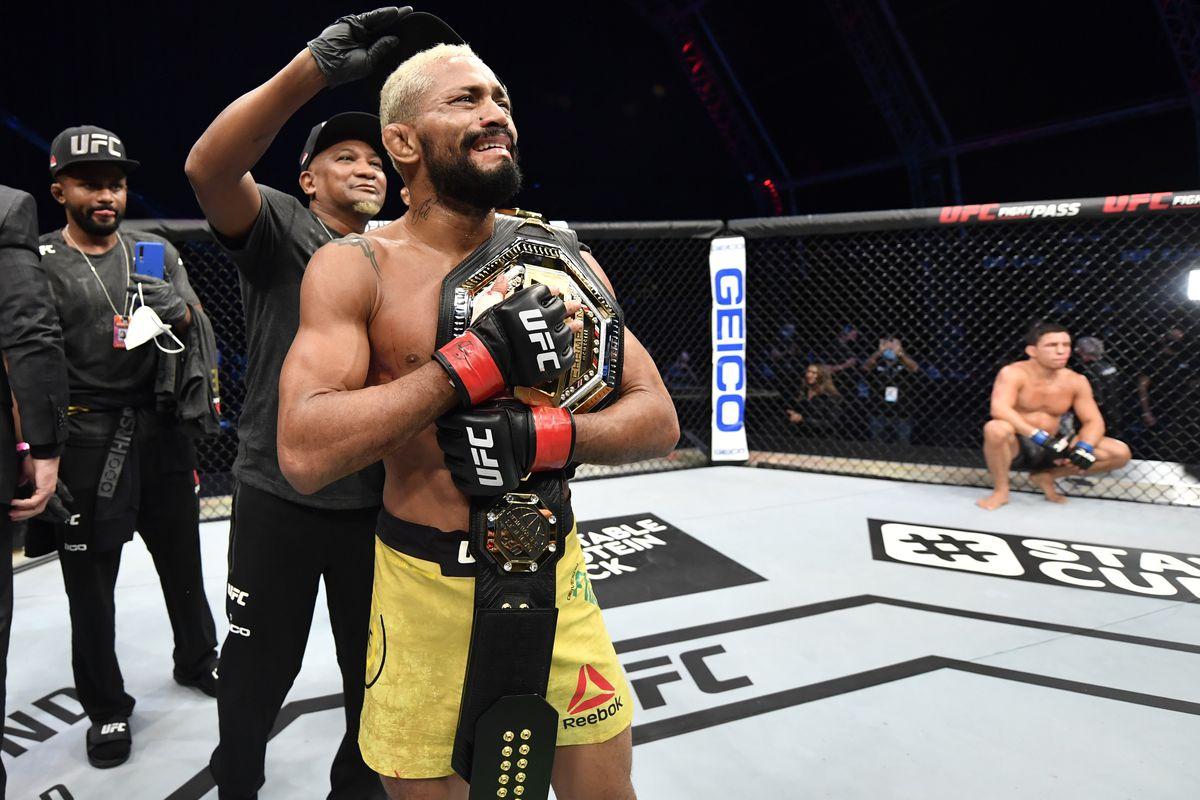 Figueiredo Benavidez UFC Adesanya Nurmagomedov