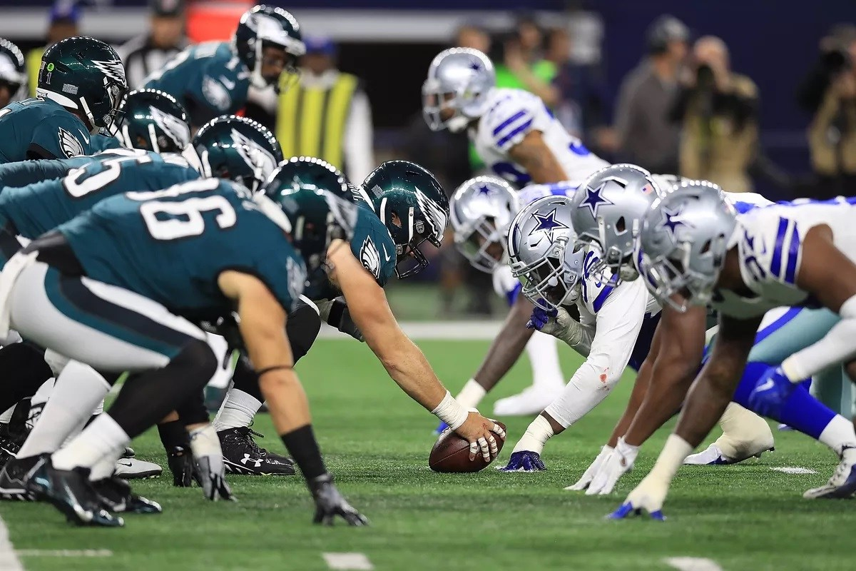 Eagles Cowboys NFC East Odds Philadelphia Dallas