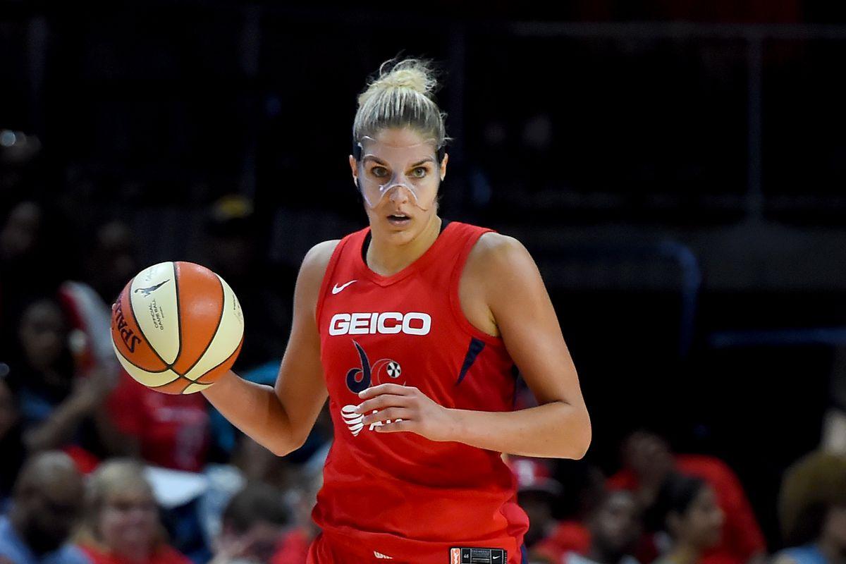 Elena Delle Donne WNBA