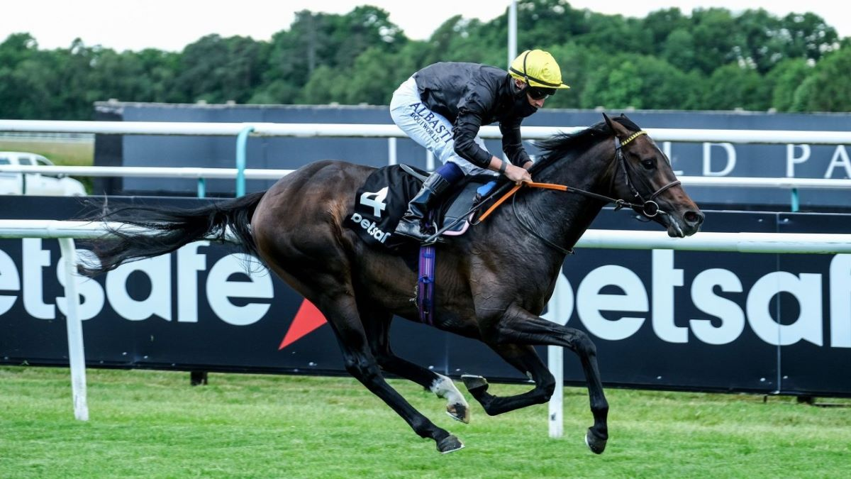 English King-Epsom Derby
