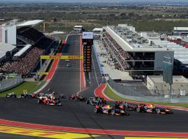 A surge in COVID-19 cases in Texas prompts cancelation of F1's only US race in 2020. (Image Eric Gay/AP)