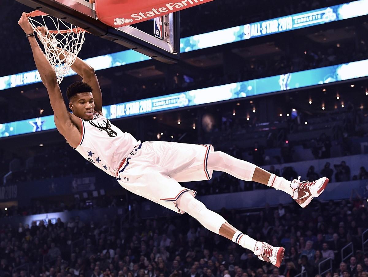 NBA DPOY Greek Freak Defensive Player of Year