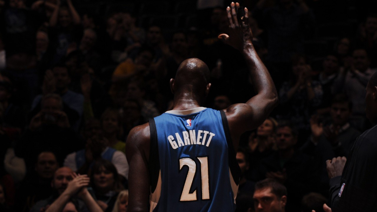 The Timberwolves are up for sale and Kevin Garnett is among the bidders