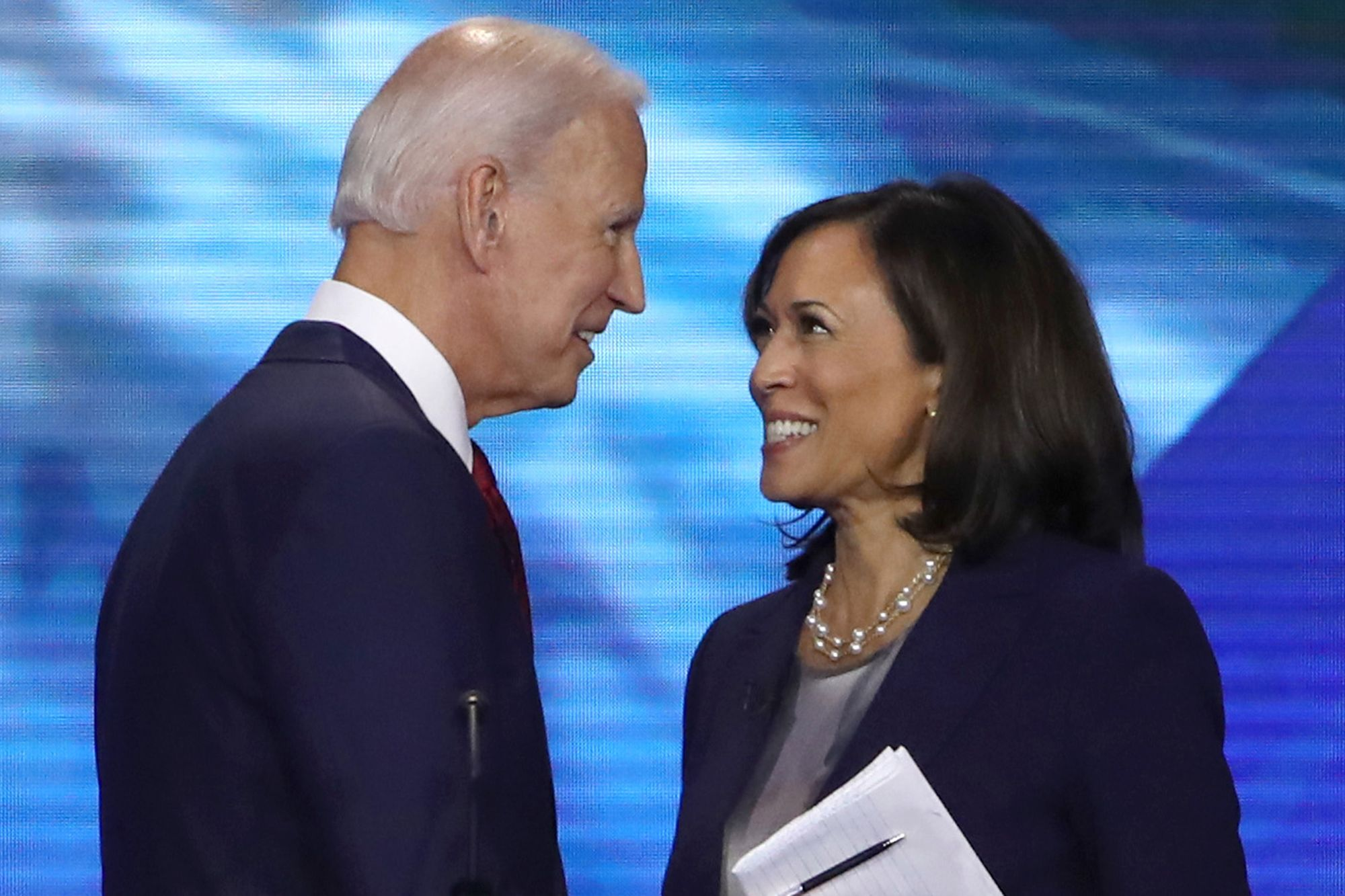 Kamala Harris Biden VP odds