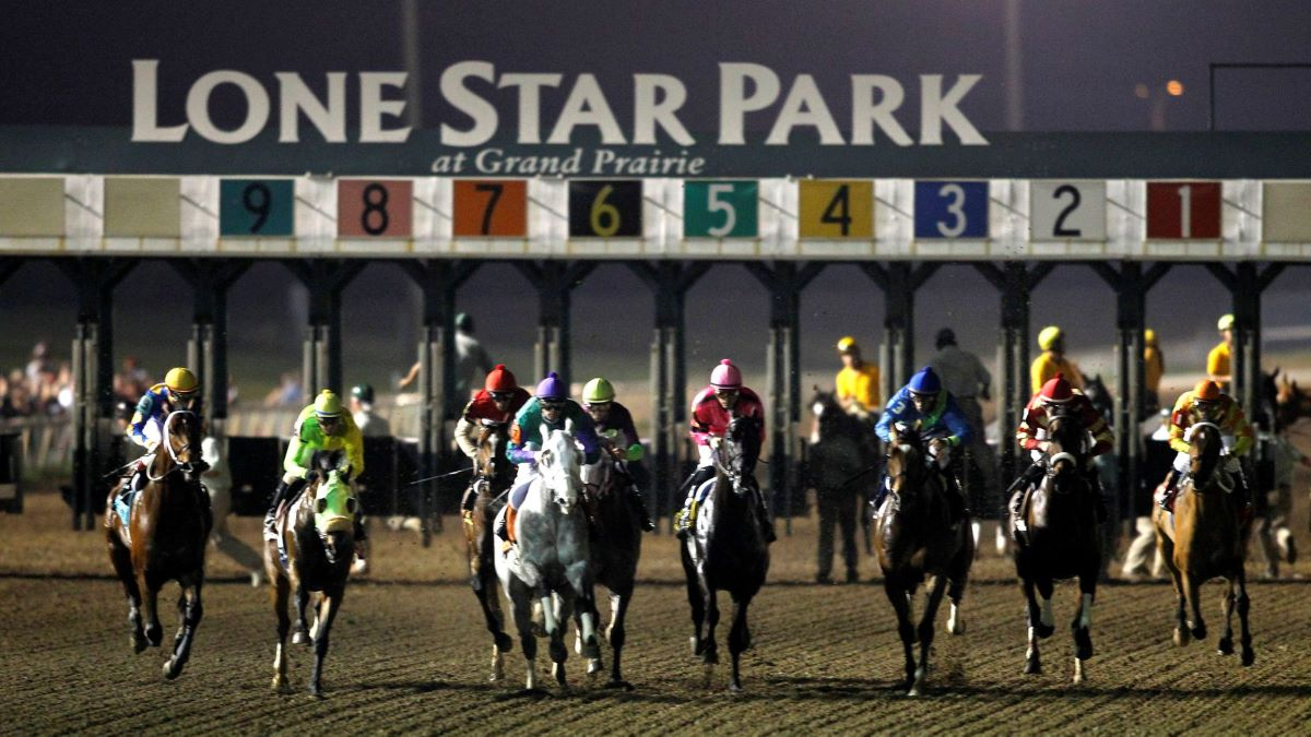 Lone Star Park COVID Closing