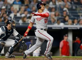 The Washington Nationals will host the New York Yankees in the opening game of the 2020 MLB season. (Image: Jim McIssac/Getty)