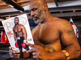 Mike Tyson may be 54, but he has impressed observers with his training regimen. (Image: Mike Tyson/Instagram)