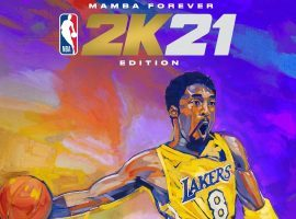 NBA 2K21 will feature a trio of covers with Kobe Bryant on the cover of the Mamba Forever Edition. (Image: 2K Sports)
