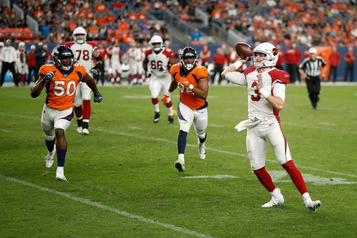 NFL Preseason Two Games