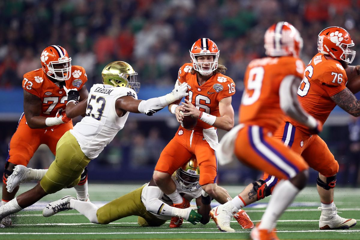 Notre Dame ACC football