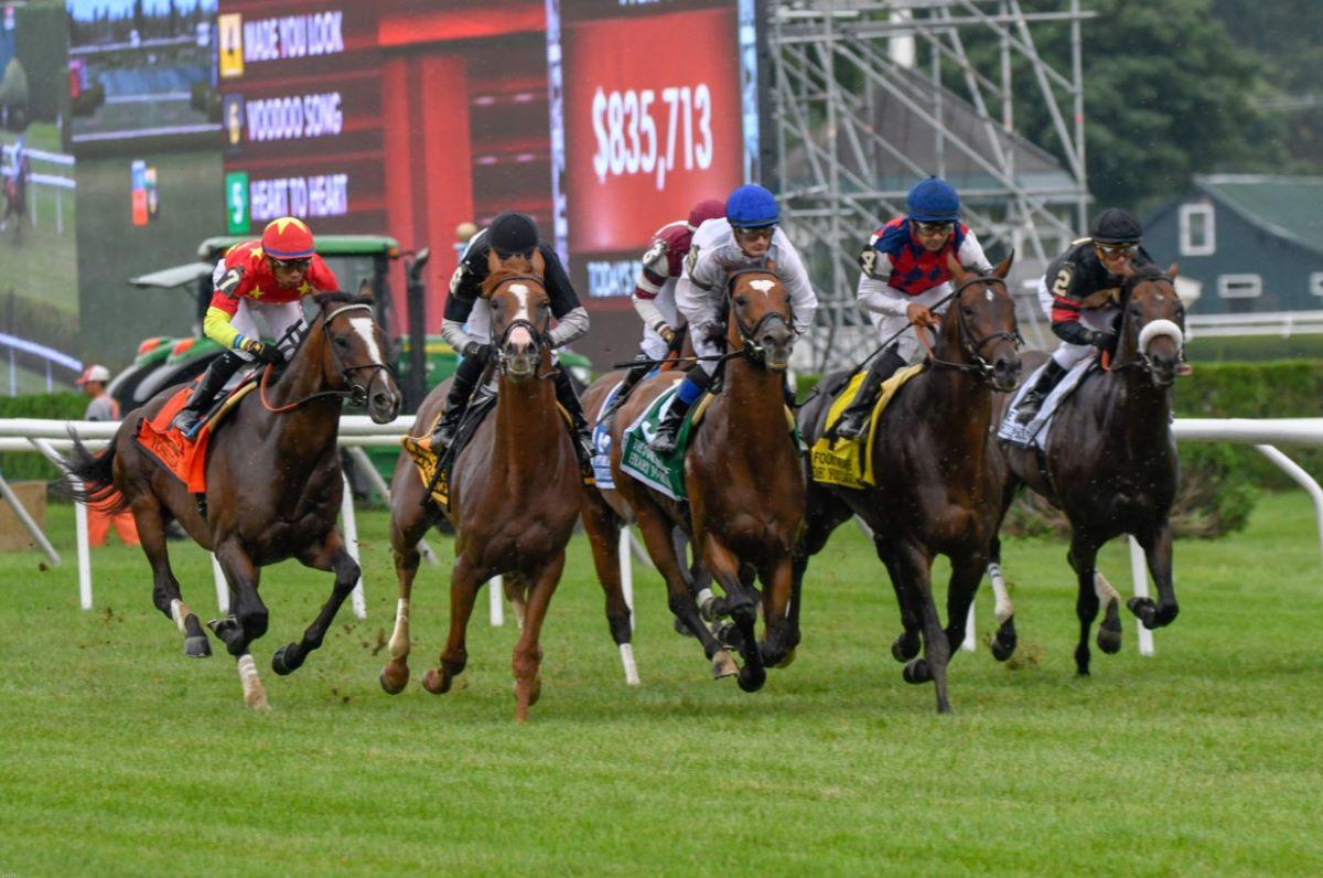 Saratoga-Jockey Restrictions