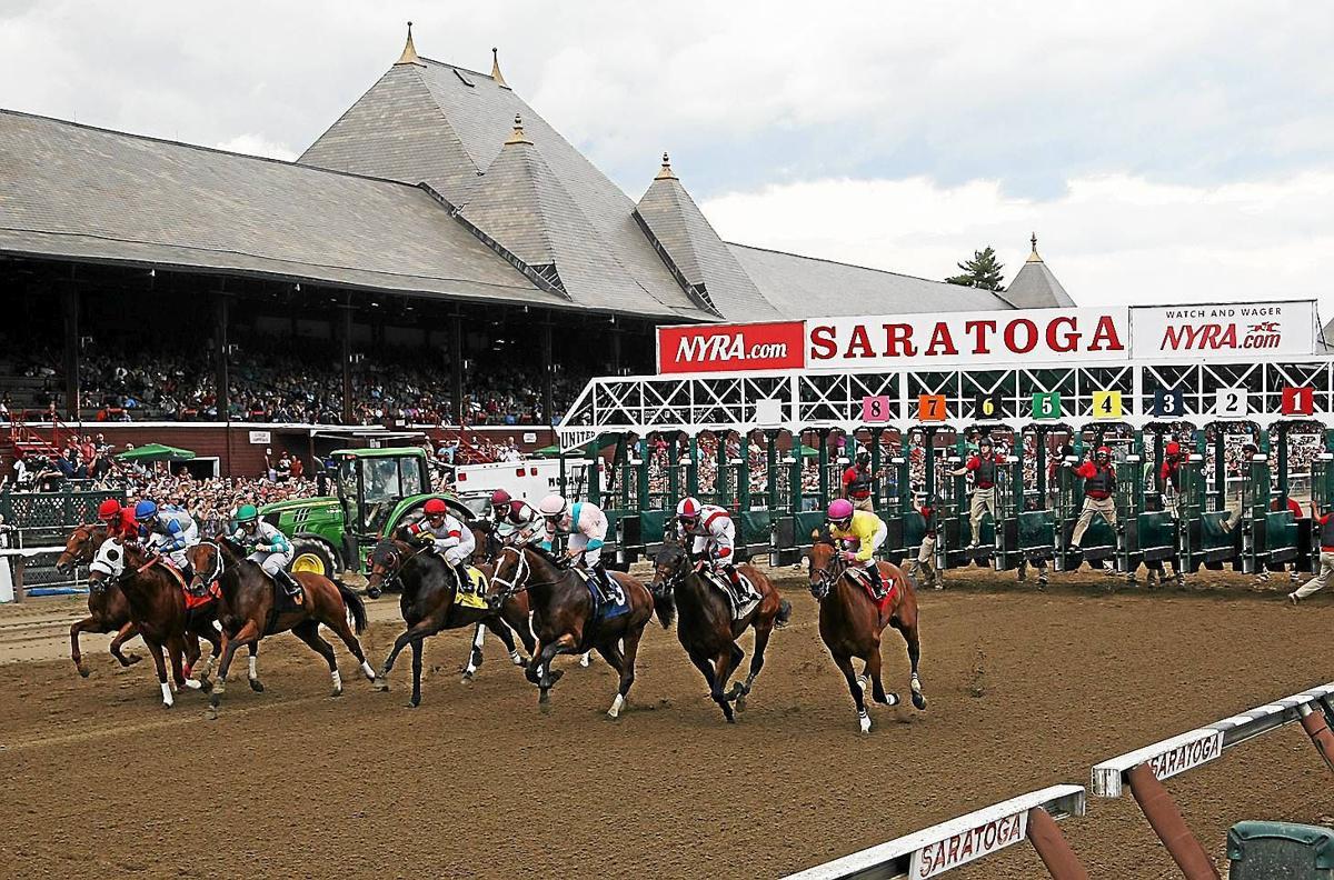 Saratoga-Whitney Week
