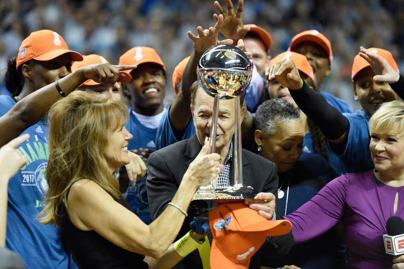 WNBA's Minnesota Lynx excelled under Taylor