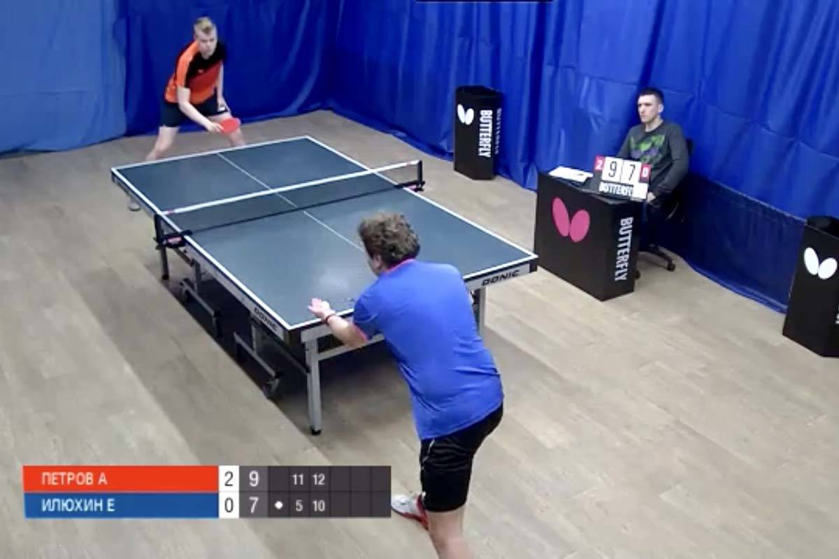 Ukrainian table tennis betting