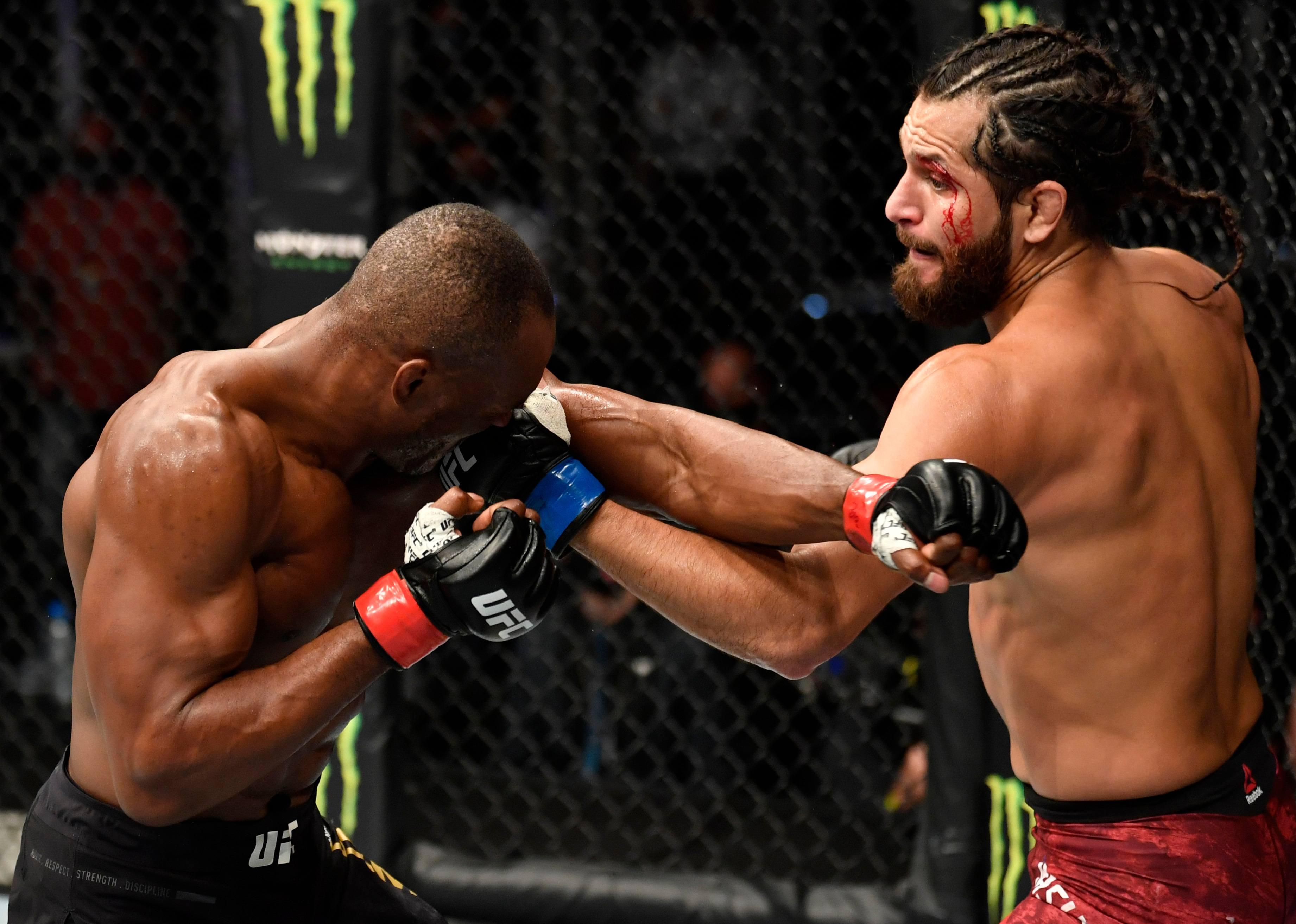 Kamaru Usman UFC 251