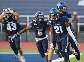 FBS teams may schedule a second FCS opponent as they chase bowl eligibility in the 2020-2021 season. (Image: Charles Fox/Philadelphia Inquirer)