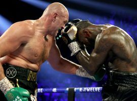 Tyson Fury and Deontay Wilder are aiming to fight on Dec. 19 at Allegiant Stadium in Las Vegas. (Image: Getty)