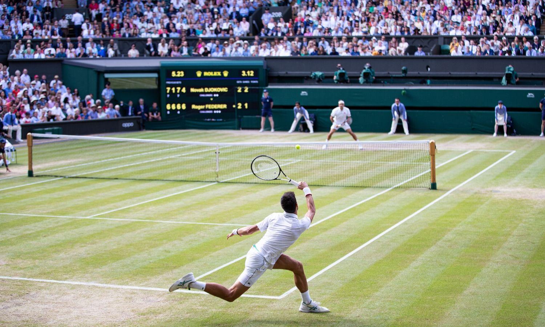 Pandemic insurance sports Wimbledon