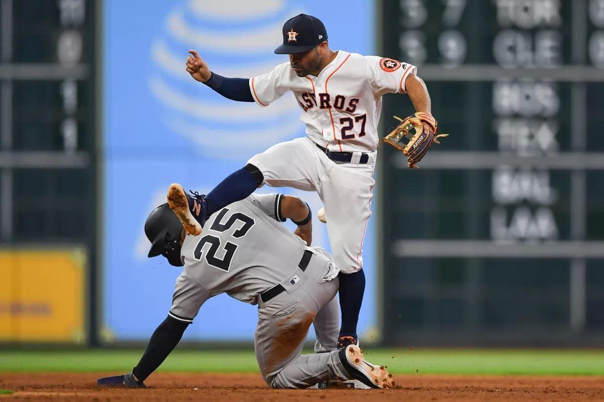American League AL Preview Yankees Astros