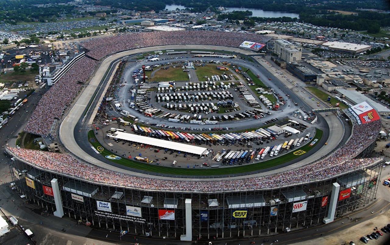 Dover International Speedway no fans