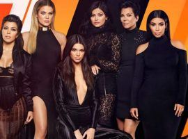 Bovada has posted odds on the first Kardashian/Jenner to break the NBA bubble. (Image: Fox News)