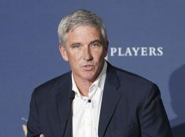 PGA Tour commissioner announced on Monday that the Memorial Tournament will not have fans in attendance. (Image: AP)