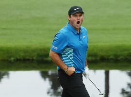 Patrick Reed is the third pick by oddsmakers at this week's Rocket Mortgage Classic at 16/1. (Image: Jamie Squire)