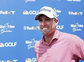 Robby Shelton is a +650 to finish in the top 10 at this week's Barracuda Championship (Image: AP)