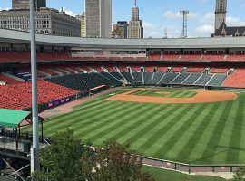 The Toronto Blue Jays consider using Sahlen Field, home of the Buffalo Bisons, to play home games in 2020. (Image: Niagara Independent)