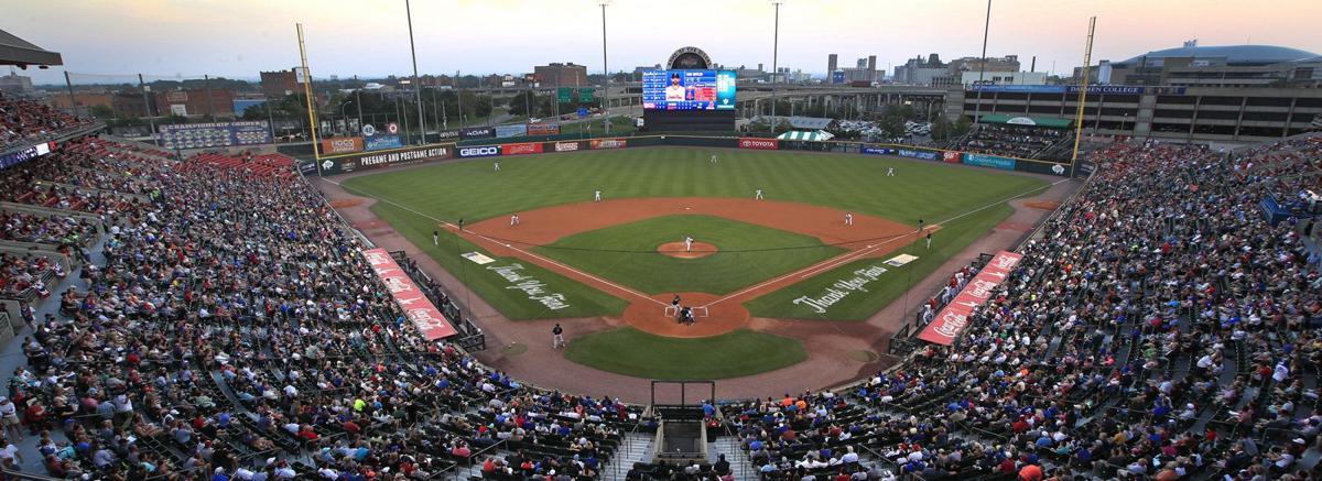 Toronto baseball Buffalo's Sahlen Field
