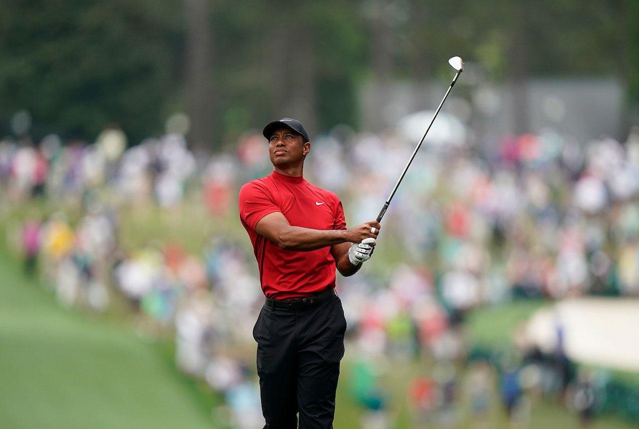 Tiger Woods Memorial
