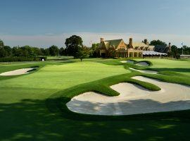 The US Open at Winged Foot Golf Club will no be having fans in attendance at the major championship Sept. 17-20. (Image: Golf Digest)