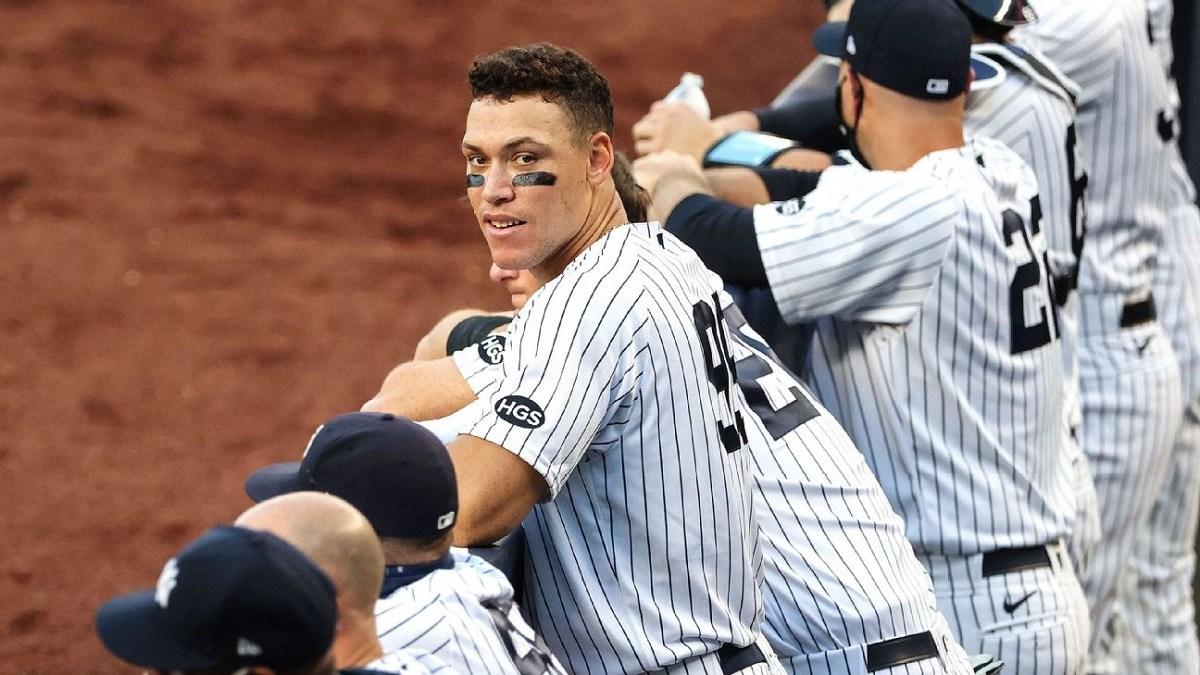 Aaron Judge IL Yankees Mets Subway Series