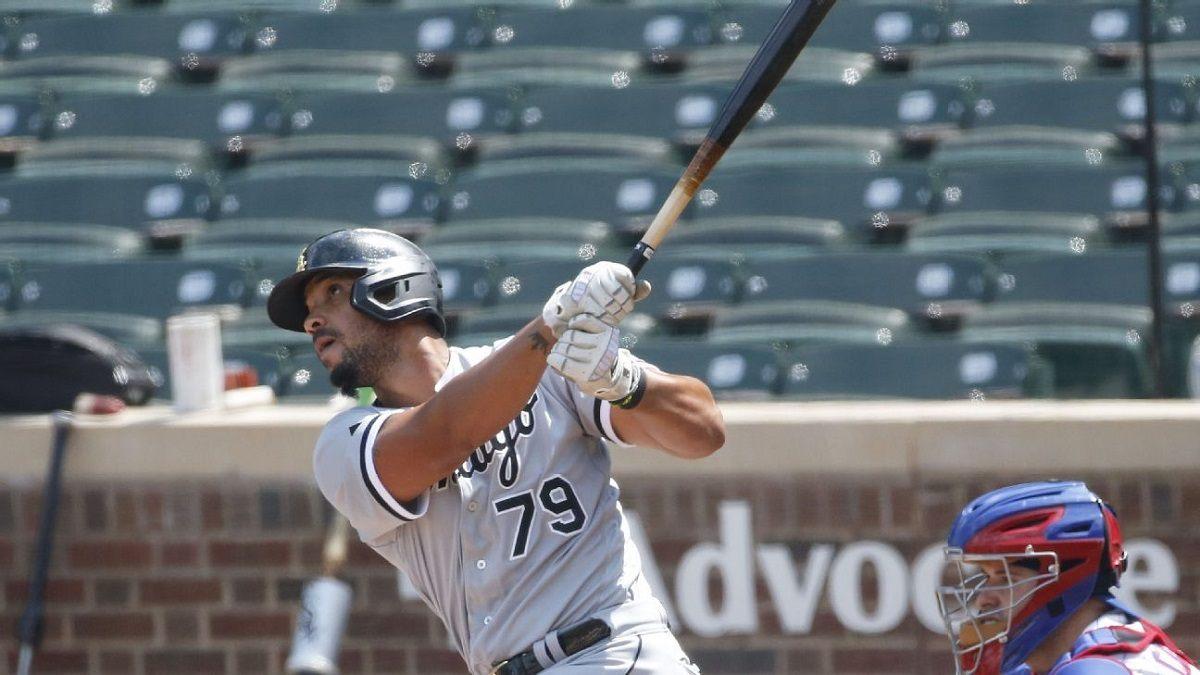 Jose Abreu Chicago White Sox Hot Player HR home run record