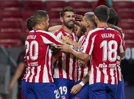 Atletico Madrid enters its Champions League quarterfinal as a slight favorite over RB Leipzig. (Image: Diego Souto/Getty)