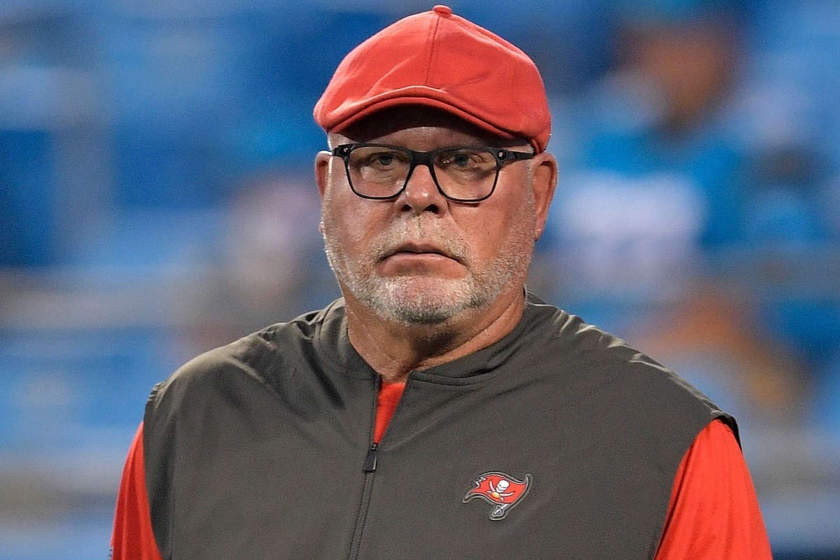NFL Coach of YEar Betting Odds Bruce Arians Bill Belichick