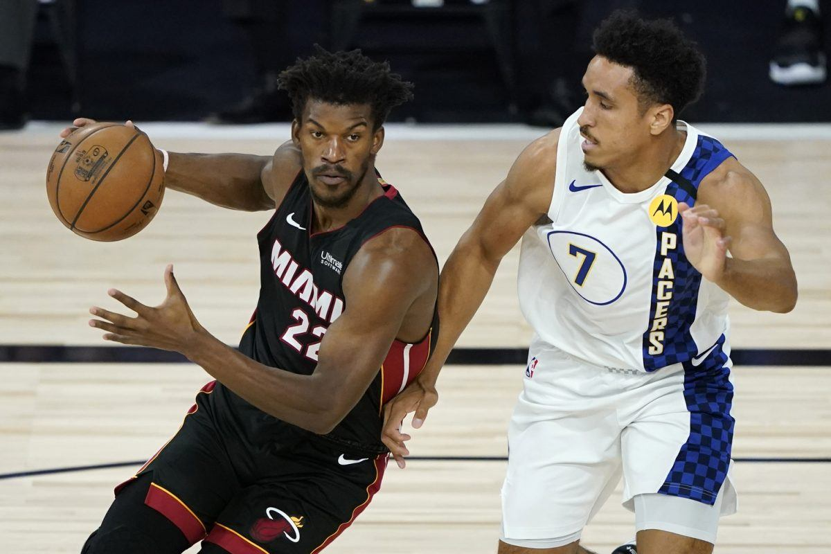 Babak Penyisihan NBA Miami Heat Boston Celtics Toronto Raptors