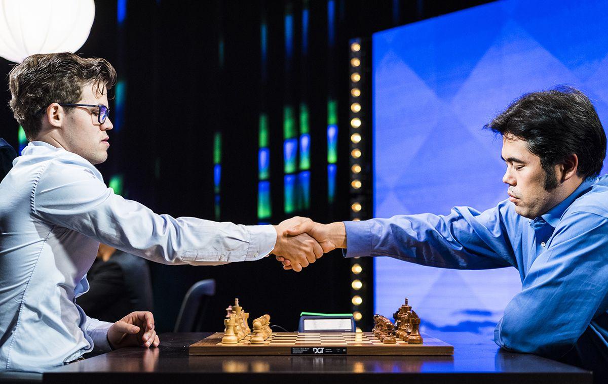 Magnus Carlsen Nakamura Tour Final