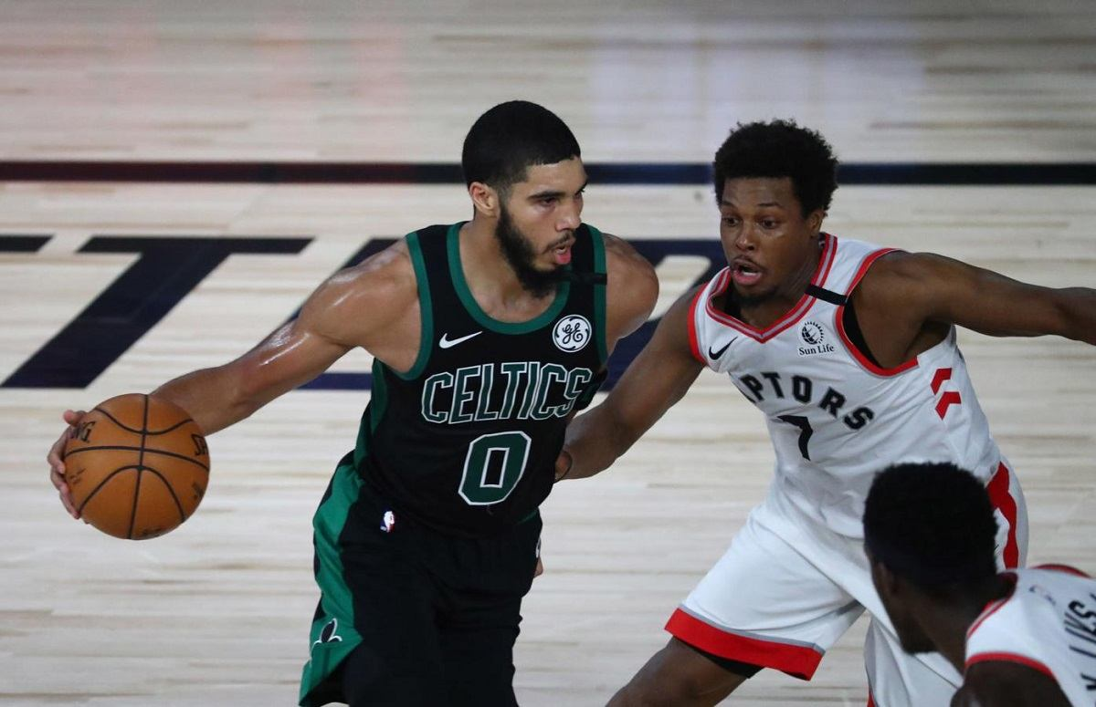 NBA Playoffs East Semifinals Toronto Raptors Boston Celtics