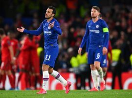 Chelsea faces a three-goal deficit as it heads to Germany to face Bayern Munich in the second leg of their Champions League Round of 16 clash. (Image: Clive Mason/Getty)