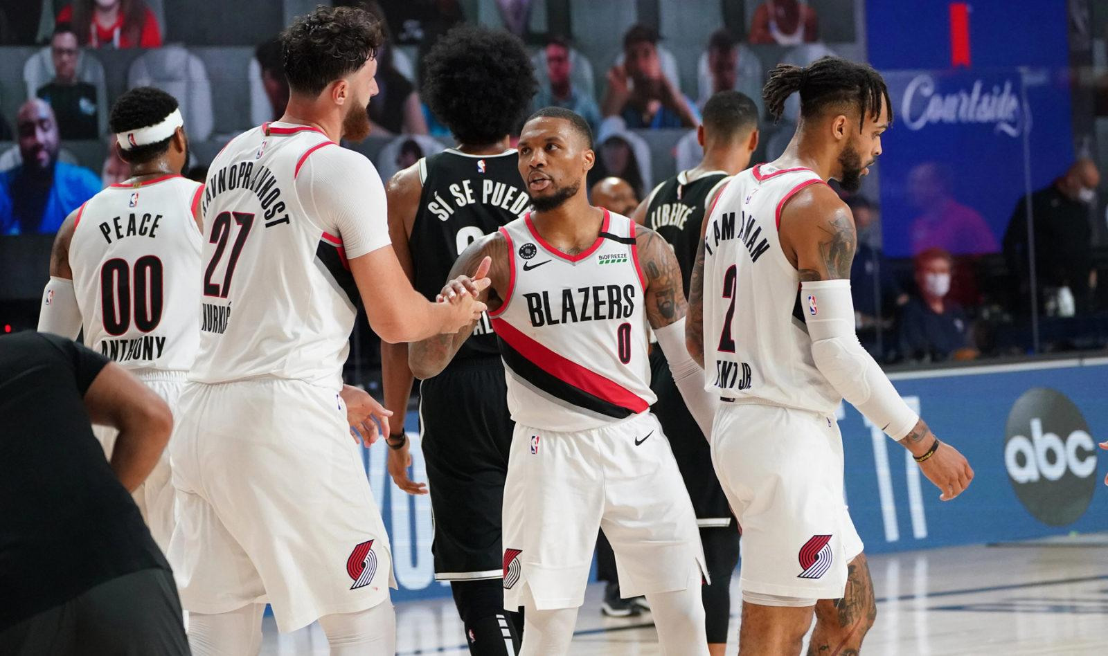 Portland Trail Blazers Game Play-in NBA Grizzlies Memphis