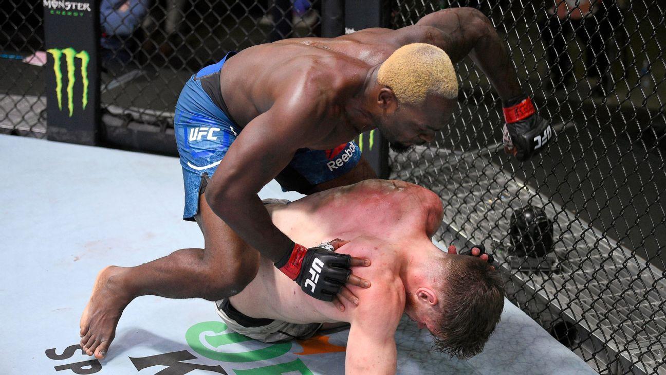 UFC Fight Night Brunson