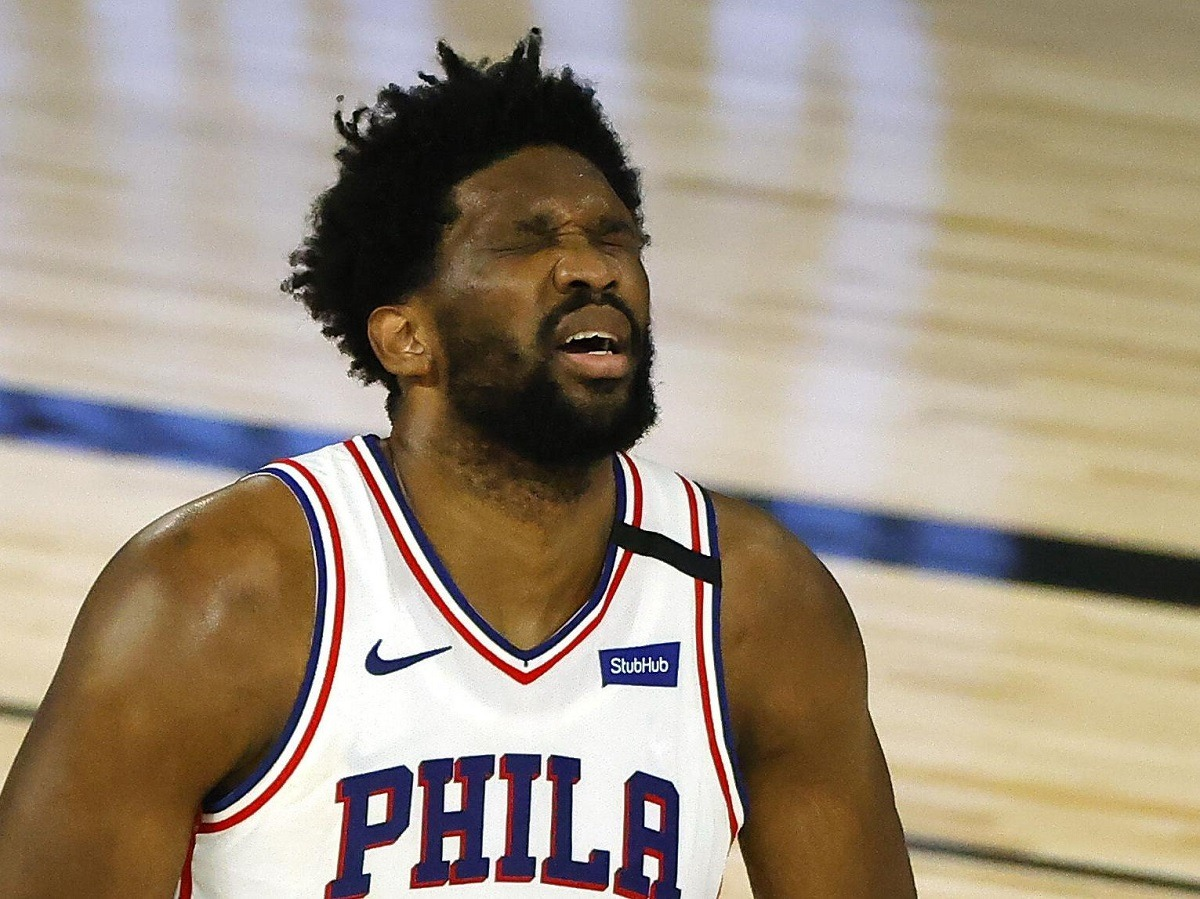 NBA Playoffs 0-3 Brooklyn Nets Philadelphis 76ers Sixers