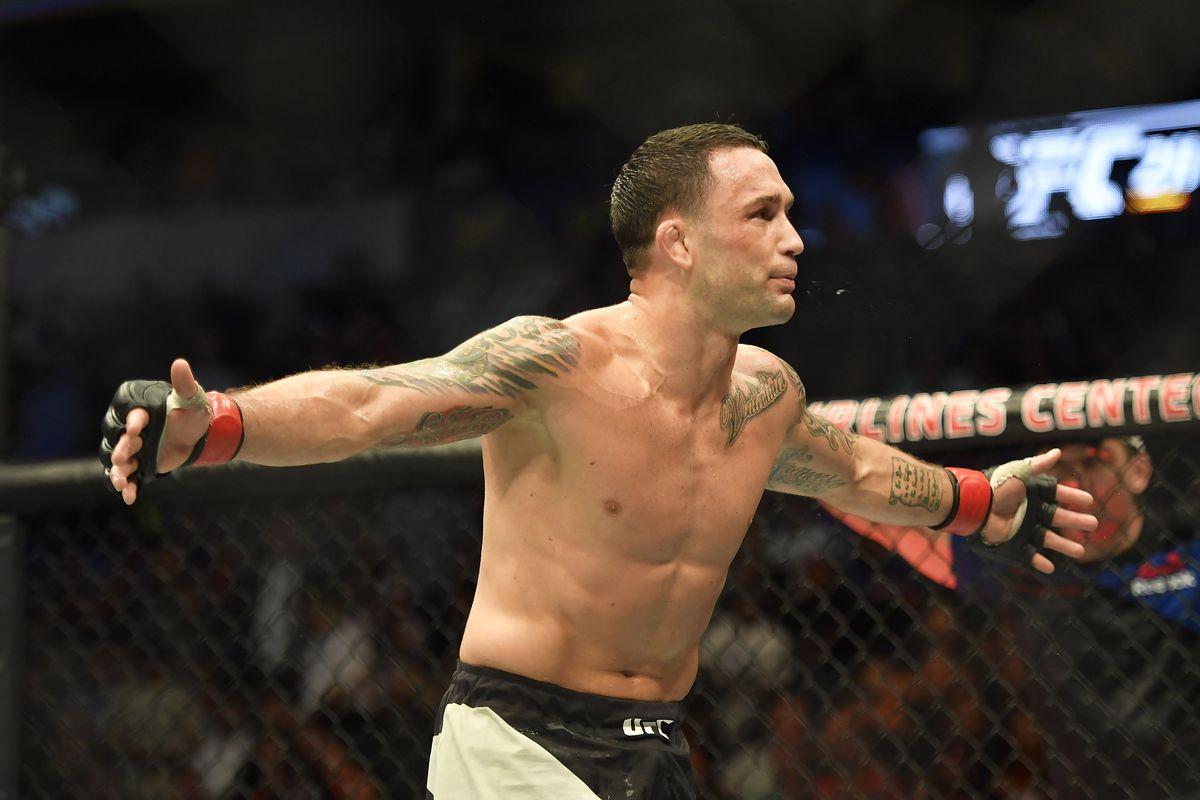 UFC ESPN Edgar Munhoz