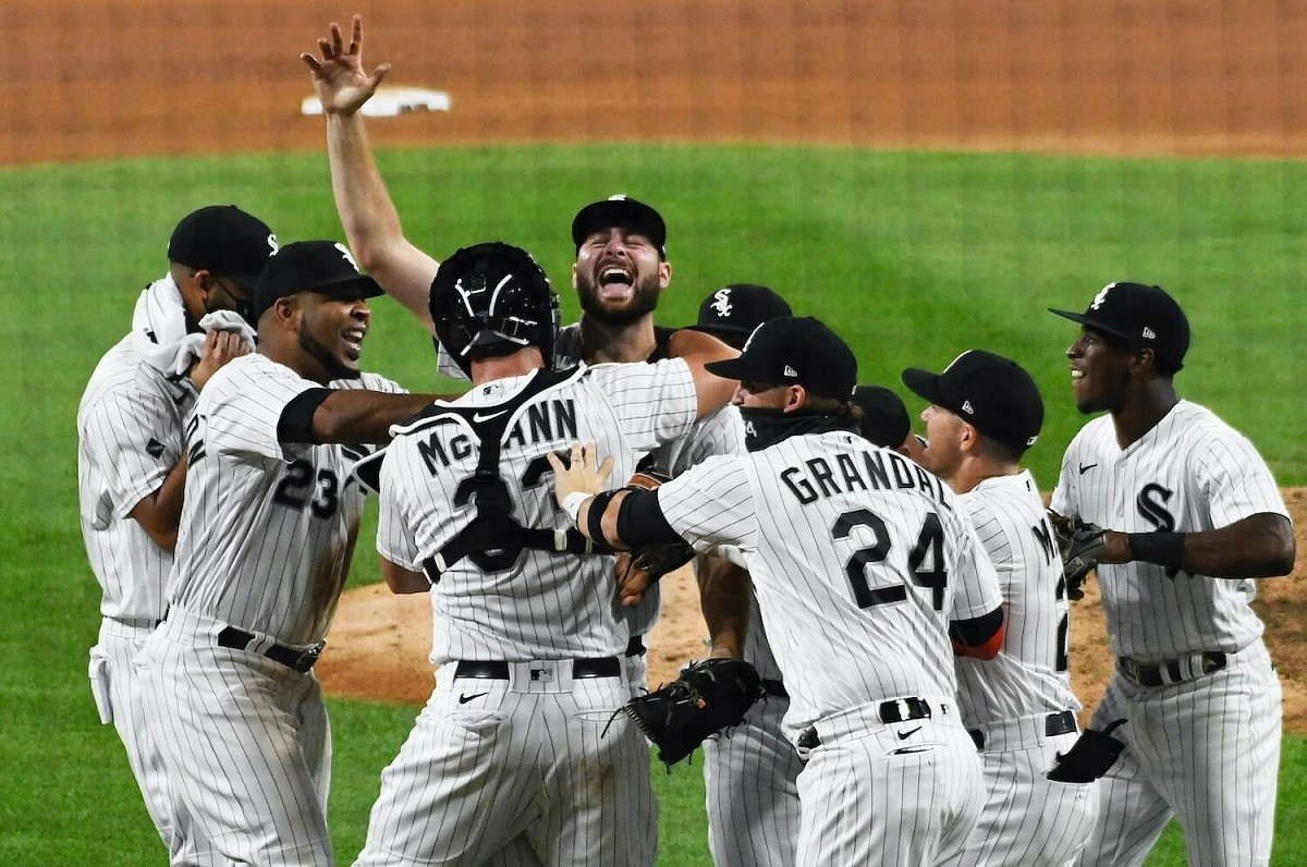 Lucas Giolito No Hitter No Chicago White Sox