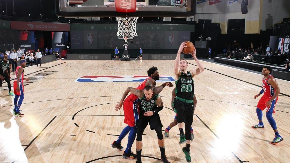 Boston Celtics Injury Update Ankle Gordon Hayward